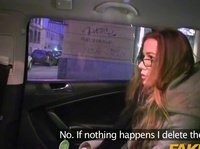 Fast and horny: fake cab driver drills another hole