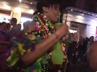 Mardi Gras party gets even wilder