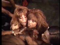 Three horny chicks fight for a BBC