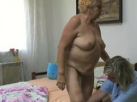 Fat old ladies need to orgasm too like any other women