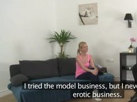 Adult business world is harsh for young silly blonde babes