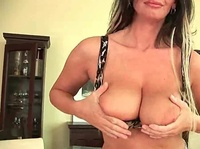Busty milfs get really desperate to cum