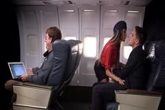 VIP passengers get better treatment