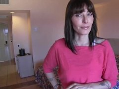 Strict mature lady has a lot of dirty secrets